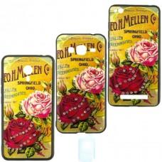 Чехол-накладка Flower Case Apple iPhone 7 Springfield Rose