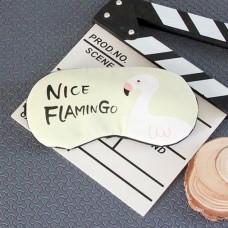 Маска для сна Хороший фламинго