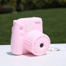 Вентилятор Фотоаппарат Pink