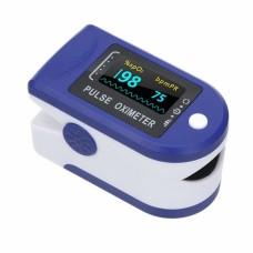 Пульсоксиметр на палец для измерения уровня кислорода в крови